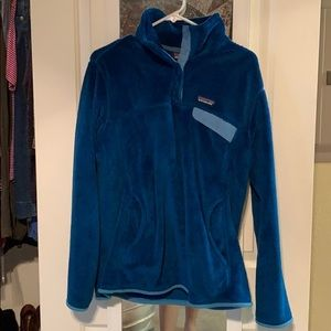Women's Patagonia Retool Snap T Fleece Pullover